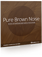 Pure Brown Noise
